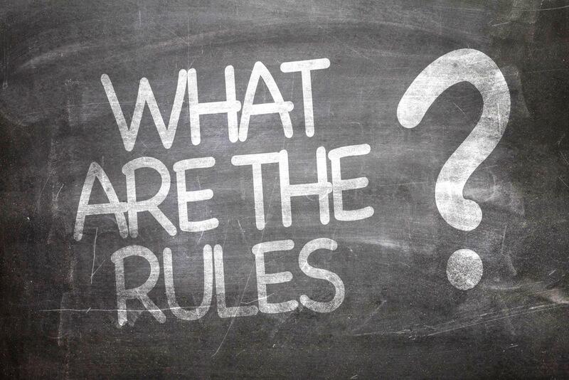 ルールの画像