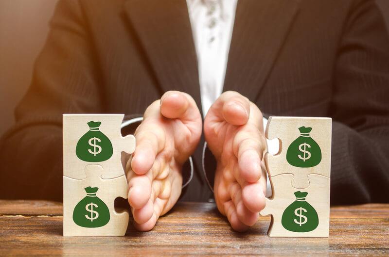 資金管理の画像